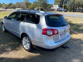 2010 Volkswagen Passat Type 3C MY10.5 118TSI DSG Silver 7 Speed Sports Automatic Dual Clutch Wagon