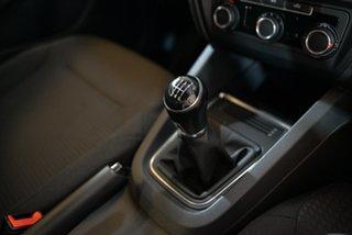 2015 Volkswagen Jetta 1B MY16 118TSI Trendline White 6 Speed Manual Sedan