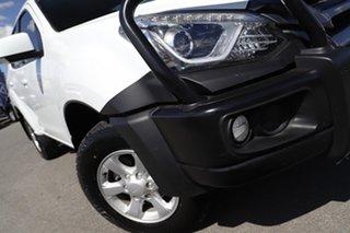 2018 Isuzu MU-X MY18 LS-M Rev-Tronic 4x2 Splash White 6 Speed Sports Automatic Wagon.