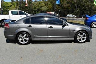 2011 Holden Commodore VE II SS Grey 6 Speed Manual Sedan