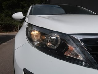 2014 Kia Sportage SL MY14 Si 2WD White 6 Speed Sports Automatic Wagon.