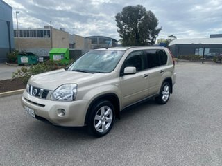 2010 Nissan X-Trail T31 MY10 ST-L Gold 1 Speed Constant Variable Wagon.