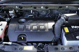 2016 Toyota RAV4 ZSA42R GX 2WD Black 7 Speed Constant Variable Wagon