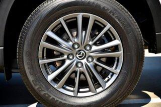 2019 Mazda CX-5 KF4WLA Touring SKYACTIV-Drive i-ACTIV AWD White 6 Speed Sports Automatic Wagon
