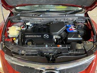 2008 Mazda CX-9 TB10A1 Luxury Red 6 Speed Sports Automatic Wagon
