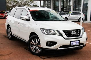 2019 Nissan Pathfinder R52 Series III MY19 ST-L X-tronic 2WD Ivory Pearl 1 Speed Constant Variable.