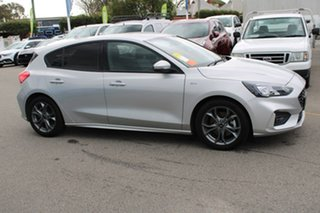 2020 Ford Focus SA 2021MY ST-Line Silver 8 Speed Automatic Hatchback