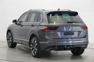 2019 Volkswagen Tiguan 5N MY19.5 162TSI DSG 4MOTION Highline Graphite 7 Speed.