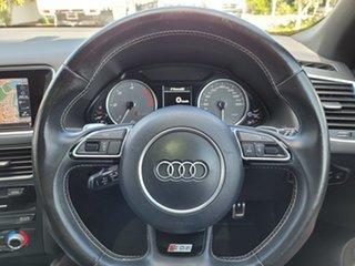 2017 Audi SQ5 8R MY17 TDI Tiptronic Quattro White 8 speed Automatic Wagon