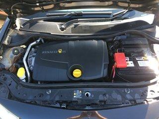 2009 Renault Megane II L84 Phase II Exception 4 Speed Automatic Sedan