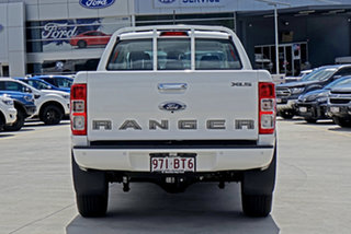 2021 Ford Ranger PX MkIII 2021.25MY XLS White 6 Speed Sports Automatic Double Cab Pick Up