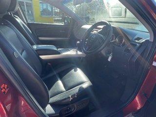 2008 Mazda CX-9 TB10A1 Luxury Maroon 6 Speed Sports Automatic Wagon.