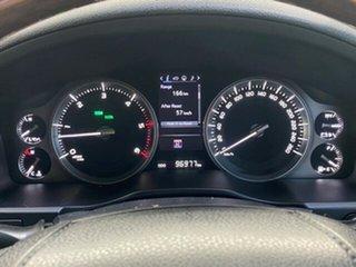 2018 Toyota Landcruiser VDJ200R Sahara Graphite 6 Speed Sports Automatic Wagon