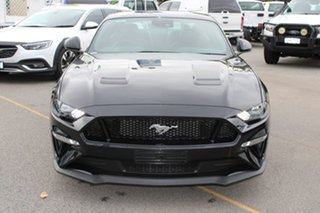 2020 Ford Mustang FN 2020MY GT Black 10 Speed Sports Automatic Fastback.