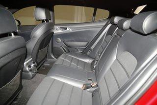 2017 Kia Stinger CK MY18 GT Fastback Black 8 Speed Sports Automatic Sedan