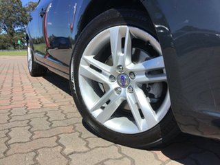 2013 Volvo S60 F Series MY13 T4 PwrShift Grey 6 Speed Sports Automatic Dual Clutch Sedan.