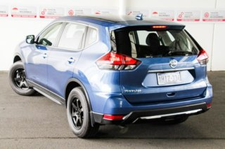 2018 Nissan X-Trail T32 Series 2 ST (4WD) Blue Continuous Variable Wagon.