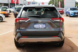 2019 Toyota RAV4 Mxaa52R GXL 2WD Grey 10 Speed Constant Variable Wagon.
