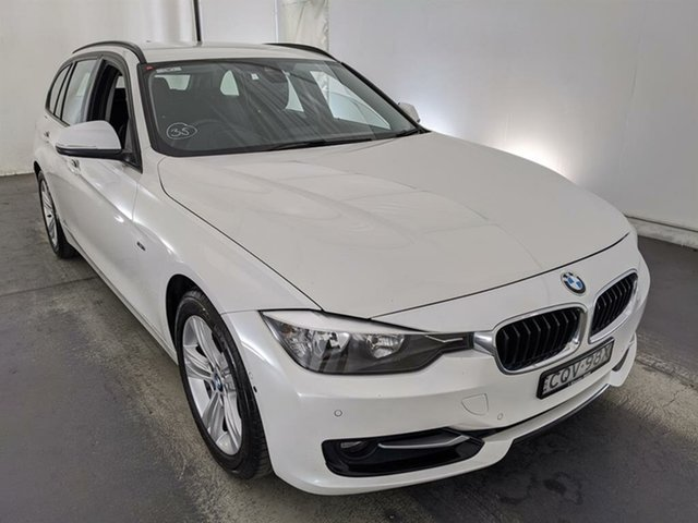 Used BMW 3 Series F31 MY1112 318d Touring Maryville, 2013 BMW 3 Series F31 MY1112 318d Touring White 6 Speed Manual Wagon