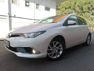 2015 Toyota Corolla ZRE182R Ascent Sport Grey 6 Speed Manual Hatchback.