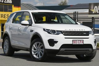 2017 Land Rover Discovery Sport L550 17MY SE Fuji White 9 Speed Sports Automatic Wagon.