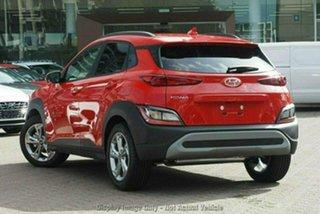 2021 Hyundai Kona Os.v4 MY21 Active 2WD Ignite Flame 8 Speed Constant Variable Wagon