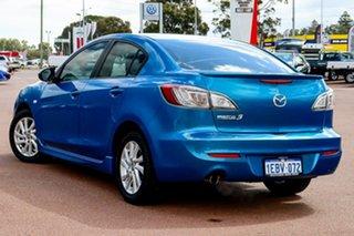 2012 Mazda 3 BL1072 SP20 SKYACTIV-Drive SKYACTIV Blue 6 Speed Sports Automatic Sedan.