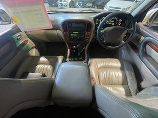 1998 Lexus LX 100 LX470 Gold 4 Speed Automatic Wagon