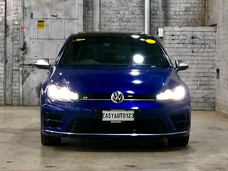 2016 Volkswagen Golf VII MY16 R DSG 4MOTION Blue 6 Speed Sports Automatic Dual Clutch Hatchback.