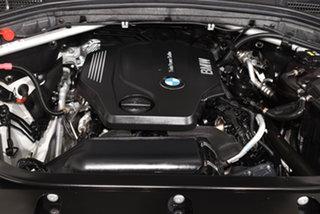 2015 BMW X3 F25 LCI MY0414 xDrive20d Steptronic White 8 Speed Automatic Wagon