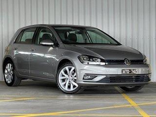 2018 Volkswagen Golf 7.5 MY18 110TSI DSG Highline Silver 7 Speed Sports Automatic Dual Clutch.