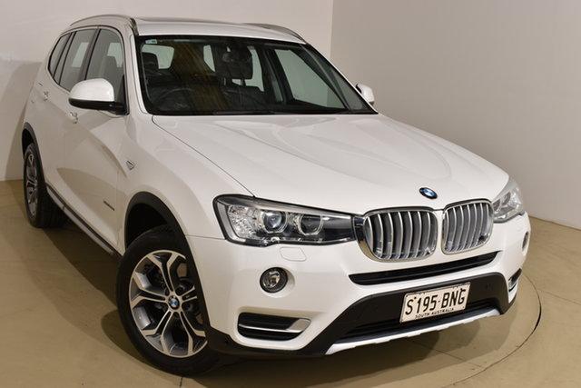 Used BMW X3 F25 LCI MY0414 xDrive20d Steptronic Nailsworth, 2015 BMW X3 F25 LCI MY0414 xDrive20d Steptronic White 8 Speed Automatic Wagon