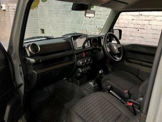 2019 Suzuki Jimny JB74 Grey 5 Speed Manual Hardtop