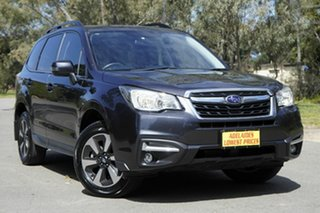 2016 Subaru Forester S4 MY16 2.0D-L CVT AWD Grey 7 Speed Constant Variable Wagon.