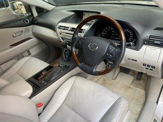 2010 Lexus RX GGL15R RX350 Prestige 6 Speed Sports Automatic Wagon