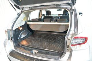 2016 Subaru XV G4X MY17 2.0i AWD Silver 6 Speed Manual Wagon