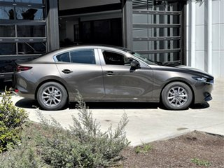 2021 Mazda 3 G20 SKYACTIV-Drive Pure Sedan.