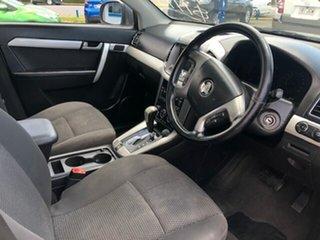 2012 Holden Captiva Grey Automatic Wagon.
