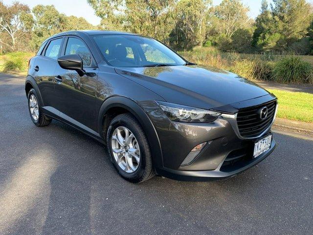 Used Mazda CX-3 DK Maxx Geelong, 2017 Mazda CX-3 DK Maxx Bronze Sports Automatic Wagon