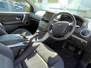 2016 Ford Territory SZ MkII TX Seq Sport Shift AWD Black 6 Speed Sports Automatic Wagon