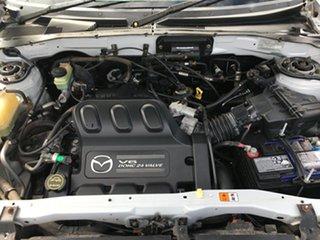 2002 Mazda Tribute Classic Silver 4 Speed Automatic Wagon