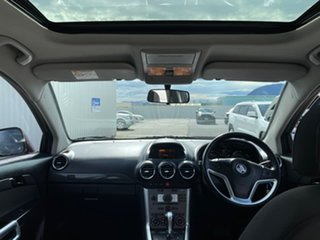 2014 Holden Captiva CG MY14 5 LT Black 6 Speed Sports Automatic Wagon.