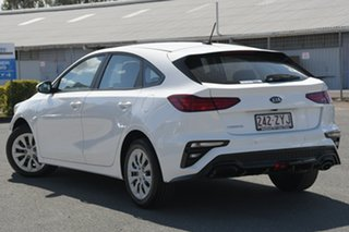 2020 Kia Cerato BD MY20 SI Clear White 6 Speed Sports Automatic Hatchback.
