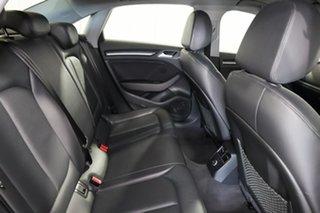 2019 Audi A3 8V MY19 35 TFSI S Tronic White 7 Speed Sports Automatic Dual Clutch Sedan
