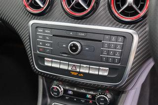 2018 Mercedes-Benz A-Class W176 808+058MY A250 D-CT 4MATIC Sport Cirrus White 7 Speed