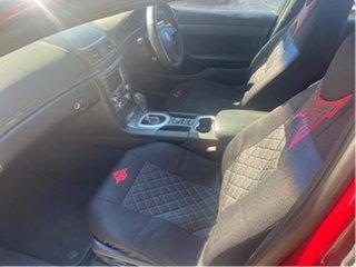 2006 Holden Calais VE Maroon 5 Speed Automatic Sedan