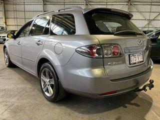 2007 Mazda 6 GY10R2 MZR-CD Grey 6 Speed Manual Wagon
