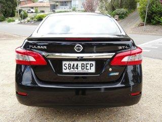 2014 Nissan Pulsar B17 ST-L Black 1 Speed Constant Variable Sedan