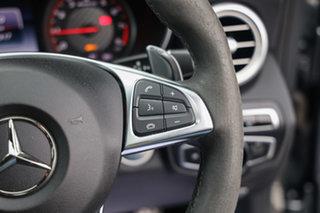 2016 Mercedes-Benz C-Class W205 807MY C63 AMG SPEEDSHIFT MCT S Selenite Grey 7 Speed