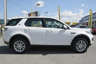 2017 Land Rover Discovery Sport L550 17MY SE Fuji White 9 Speed Sports Automatic Wagon